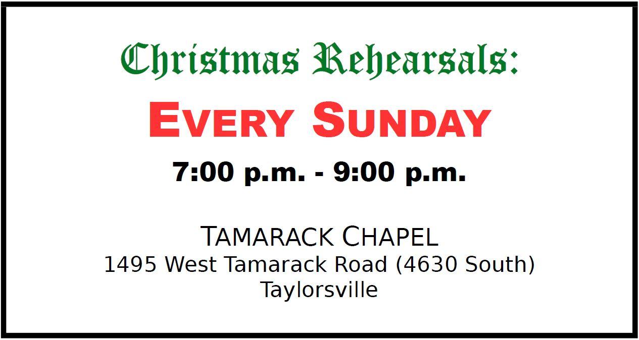Rehearsal Rev. 10032018
